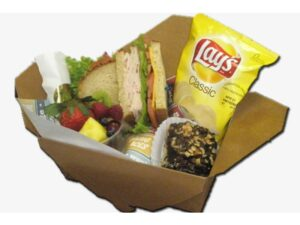 Vendors Lunch Box